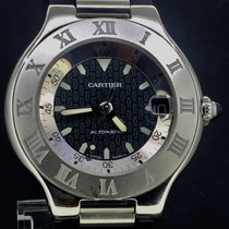 Cartier 21 Must de Cartier 2427 pre-owned