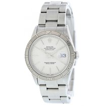 Rolex Datejust Turn-O-Graph Steel 36mm Silver United States of America, New York, New York