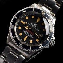 Rolex 1665 Steel 1974 Sea-Dweller 40mm pre-owned