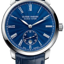 Ulysse Nardin Classico new Automatic Watch with original box and original papers 3203-136-2/E3