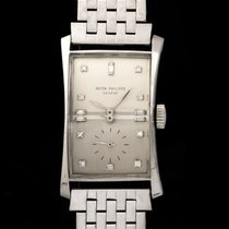 Patek Philippe Hour Glass Platinum 41mm Silver United States of America, Florida, Miami