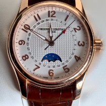 Frederique Constant Runabout Moonphase Gold/Steel