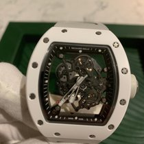 Richard Mille Rm055 Ceramic RM 055 49.9mm pre-owned United States of America, New Jersey
