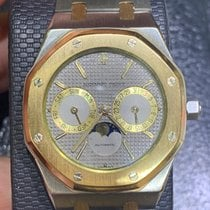 Audemars Piguet Gold/Steel 36mm Automatic 25594SA.OO.0789SA.01 pre-owned