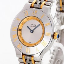 Cartier 21 Must de Cartier Gold/Stahl 30mm Silber Deutschland, München