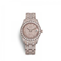 Rolex Pearlmaster Rose gold 34mm United States of America, Florida, Miami