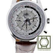 Breitling Transocean Chronograph Unitime AB0510U0/A790 new