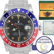 Rolex GMT-Master Steel 40mm Black United States of America, New York, Massapequa Park