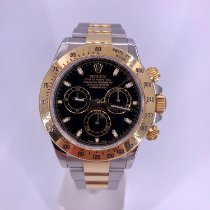 Rolex Gold/Steel 40mm Automatic 116523 pre-owned