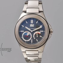 Girard Perregaux Steel 42.6mm Automatic 80185-11-231-11A pre-owned