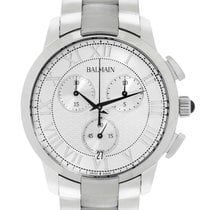 Balmain Steel 43mm Quartz B53613322 new United States of America, New Jersey, Cresskill