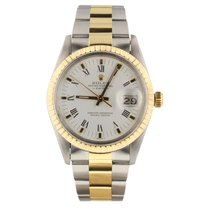 Rolex Oyster Perpetual Date 15053 1981 pre-owned