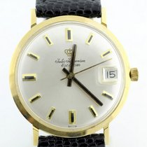 Jules Jürgensen Yellow gold 33mm 763073 pre-owned