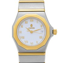 Concord Mariner Steel 27mm White Roman numerals United States of America, Florida, Surfside