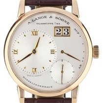A. Lange & Söhne Little Lange 1 Rose gold 37mm Silver United States of America, Illinois, BUFFALO GROVE