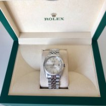 Rolex 1603 Steel 1966 Datejust 36mm pre-owned United Kingdom, cm1 6ay