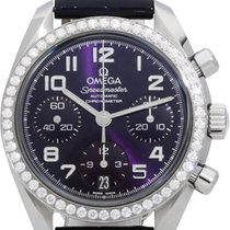 Omega Speedmaster Ladies Chronograph Steel 38mm