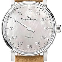 Meistersinger Steel Manual winding PHM1C new United States of America, New York, Brooklyn