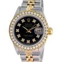 Rolex Or/Acier 26mm Remontage automatique 69173 occasion