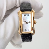 Carl F. Bucherer Alacria Yellow gold 22mm Mother of pearl No numerals