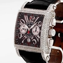 Franck Muller Steel 45mm Automatic 10000K CC pre-owned
