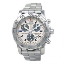 Breitling Colt Chronograph II Steel 44mm White United States of America, New York, New York
