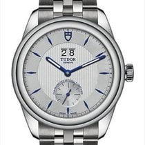Tudor Glamour Double Date 57100-0001 new