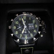 Ingersoll Aluminum 45mm Automatic In 2803 pre-owned