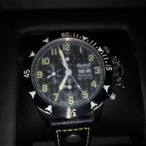 Ingersoll Aluminum 45mm Automatic In 2803 pre-owned United States of America, Texas, Bedford