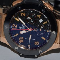 Hublot Big Bang 44 mm Rose gold 44mm Black Arabic numerals United States of America, New York, Greenvale