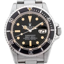 Rolex Submariner Date 1680 Mycket bra Stål 40mm Automatisk