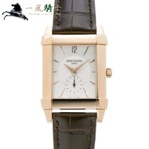 Patek Philippe Gondolo Yellow gold 47mm Silver
