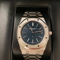 Audemars Piguet Royal Oak Jumbo Otel 39mm Albastru Fara cifre