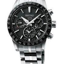 Seiko Astron GPS Solar new Watch with original box and original papers SSH003J1