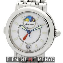 Gérald Genta Steel 36mm Automatic G.3706 new United States of America, New York, New York