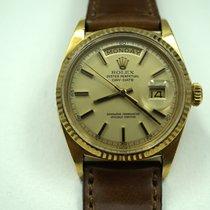Rolex Day Date 18k automatic dates 1968