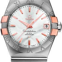 Omega Constellation Co-Axial Automatic 38mm 123.20.38.21.02.004