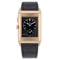 Jaeger-LeCoultre Grande Reverso Ultra Thin Duoface - Pink Gold