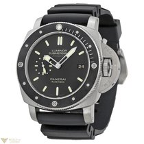 Panerai Luminar Submersible 1950 Amagnetic Titanium Men's Watch