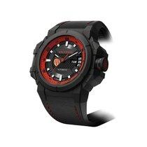 Snyper Two 'Monaco' Black PVD Red Edition