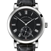 A. Lange & Söhne White gold Manual winding Black Roman numerals 40.5mm new Richard Lange