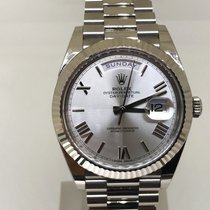 Rolex Day-Date President White Gold - 228239