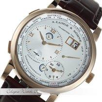 A. Lange & Söhne Lange-1 / Time Zone Rosegold 116.032
