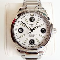 Ball Steel 38mm Automatic NM1020C-S2-WH new