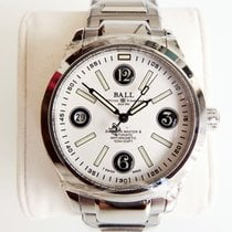 Ball Ocel 38mm Automatika NM1020C-S2-WH nové