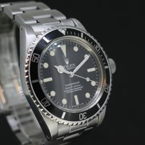 Rolex Oyster Perpetual Submariner with perfect 5512 4 Line Dial