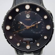 N.O.A Steel 44mm Automatic new