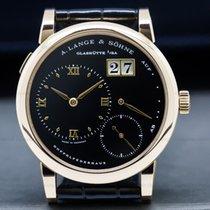 A. Lange & Söhne 101.031 Lange 1 18K Rose Gold Black Dial +...