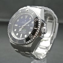 Rolex Sea-Dweller Deepsea Blue m.Box+Garantiekarte(Europe...