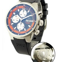 IWC 3781-01 Aquatimer Cousteau Divers in Steel- Limited...